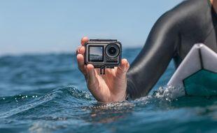 La caméra Osmo Action peut plonger jusqu'à 11 mètres.