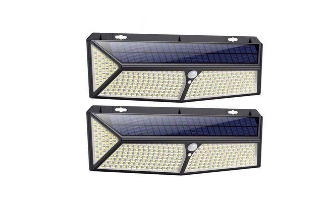 Lampe solaire extérieure iPosible