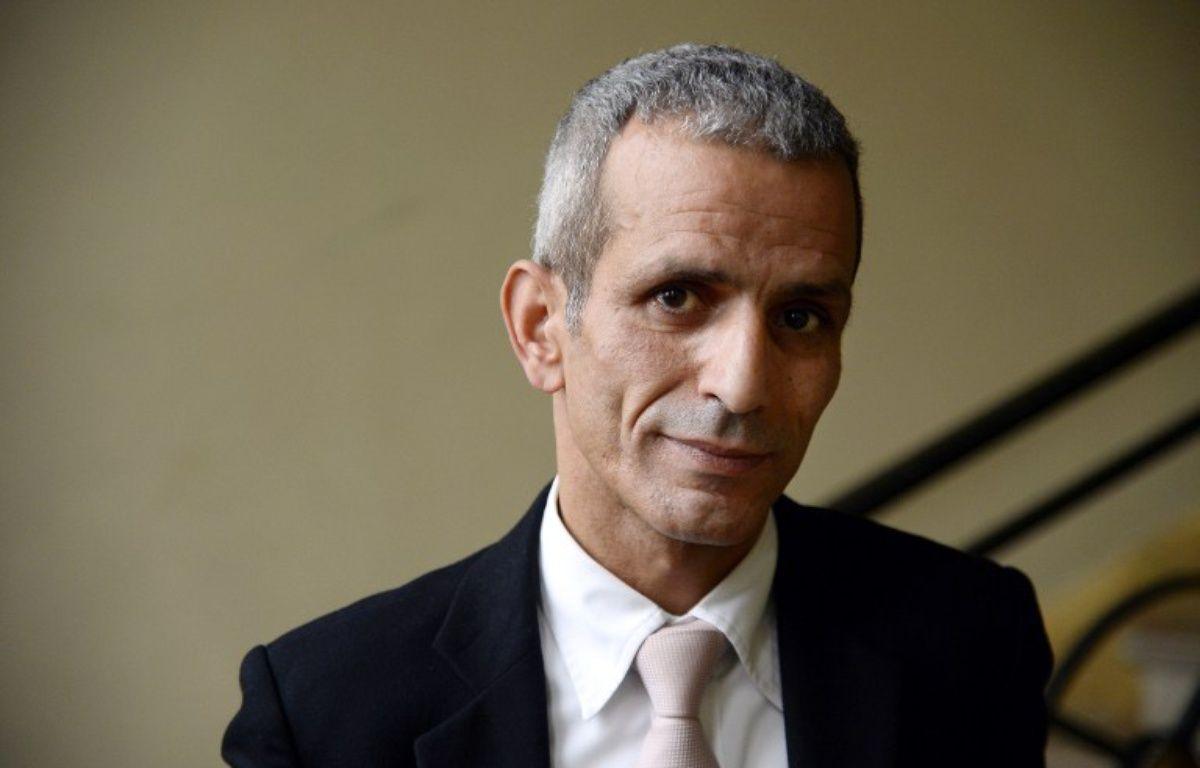 Le député PS Malek Boutih – BERTRAND GUAY / AFP