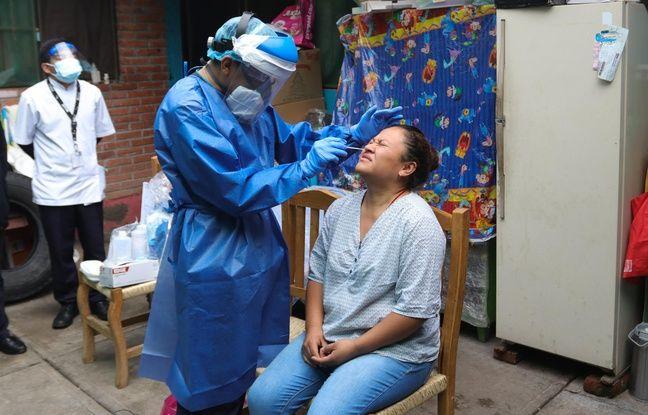 Coronavirus : Le Mexique devient le 3e pays le plus touché au monde