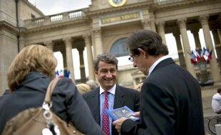 Le maire de Lavaur, Bernard Carayon, lorsqu'il était député, en 2011. (archives)