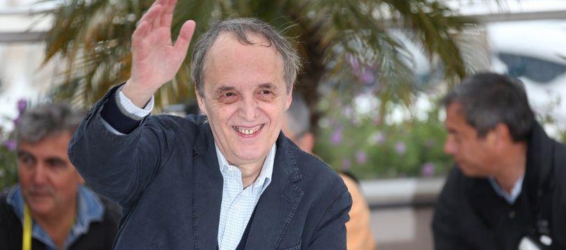 Le réalisateur Dario Argento au 65e Festival de Cannes