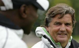 Henri Michel, le 23 mai 2006 au Maroc.