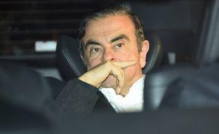 L'ancien PDG de Renault, Carlos Ghosn.