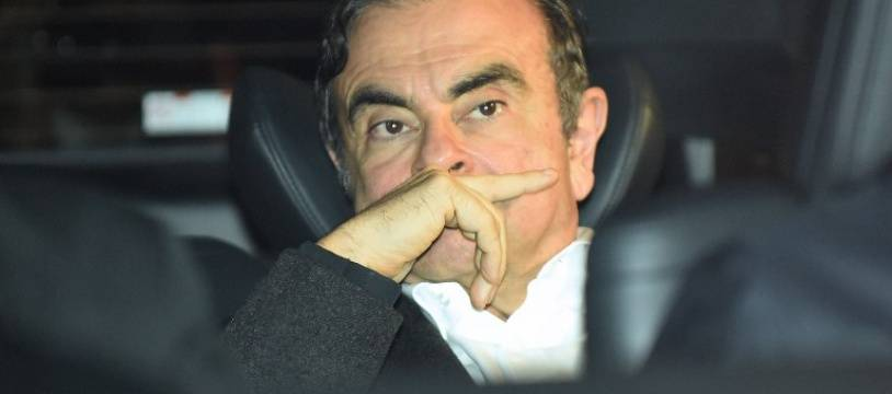 L'ancien PDG de Renault, Carlos Ghosn.