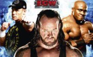 Packshot de «Smackdown vs Raw 2008» de THQ, sur Xbox 360