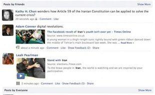 La recherche expérimentale de Facebook