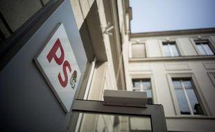 Le siège du PS, rue de Solférino