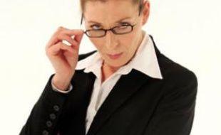 Cathy Sarraï alias Super Nanny sur M6.