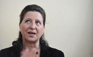 Agnès Buzyn, ministre de la Santé, le 9 avril 2018.