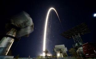 Une fusée Soyouz avec trois spationautes à bord s'est amarrée le 13 septembre 2017 à l'ISS.