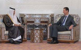 Une délégation ministérielle de la Ligue arabe dirigée par le Qatar s'est entretenue mercredi à Damas avec le président Bachar al-Assad d'une solution à la crise en Syrie, et a annoncé la tenue d'une nouvelle réunion dimanche