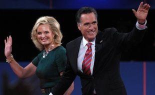 Ann Romney Mere Au Foyer Et Atout Coeur Du Candidat Republicain