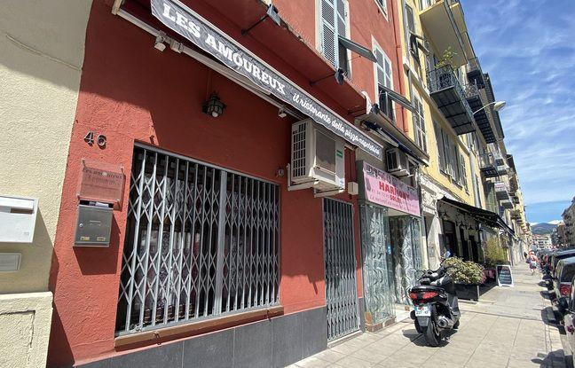 La pizzeria Les Amoureux à Nice n'a pas de terrasse habituellement mais pourra mettre « quelques tables » avec l'autorisation exceptionnelle de la mairie à partir du 19 mai