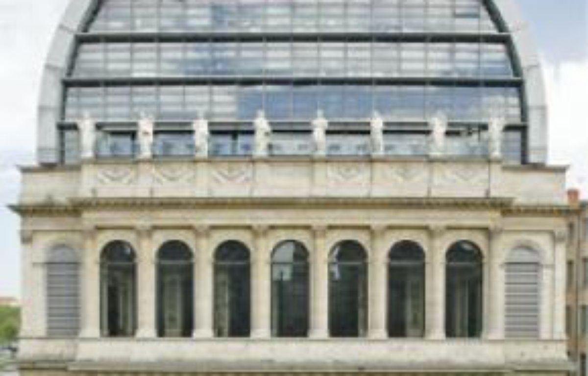 L'opéra avait été inauguré en 1993. – C. VILLEMAIN / 20 MINUTES