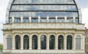 L'opéra avait été inauguré en 1993.