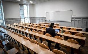 L'UNEF réclame des sanctions contre deux étudiantes autrices de messages racistes envers des camarade de promo, à l'université de Metz. (illustration)