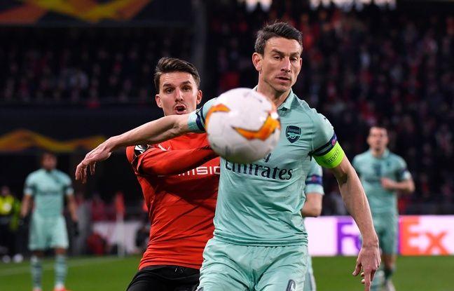 Mercato Rennes: «Pas d'accord» avec Laurent Koscielny, selon Olivier Létang
