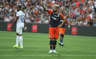 MHSC OL : Le Montpelliérain Andy Delort s'excuse après son penalty raté face à Lyon