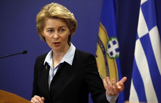 Commission européenne: Ursula Von der Leyen crée la polémique sur la migration
