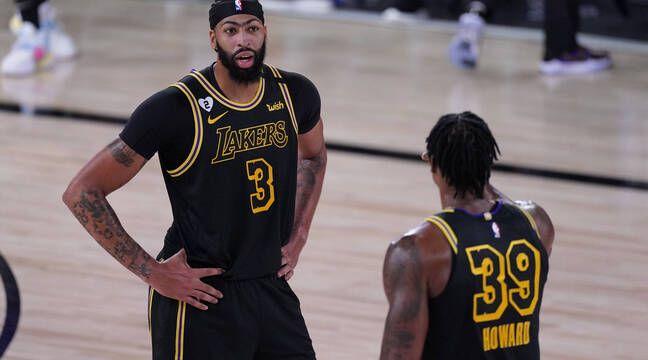 NBA : Les Lakers perdent encore, et en plus leurs stars en viennent aux mains