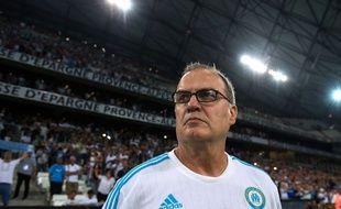 Marcelo Bielsa le 8 août 2015.