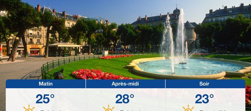 Météo Grenoble: Prévisions du lundi 14 juin 2021