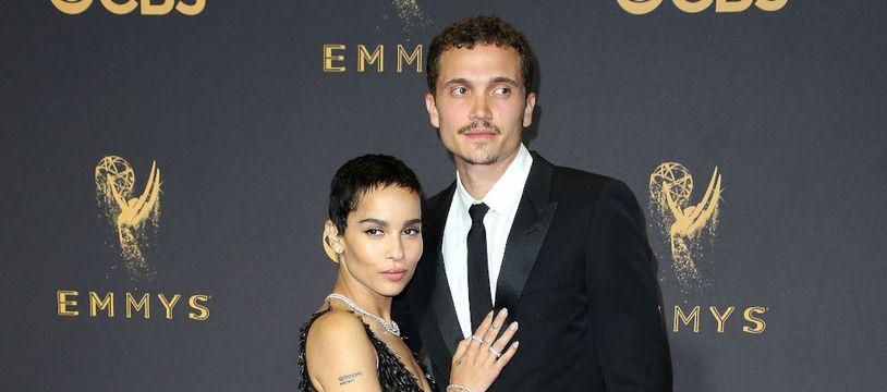 Les ex-époux Zoë Kravitz et Karl Glusman