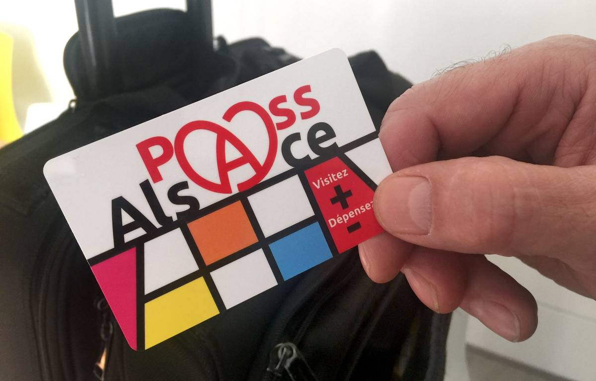 Le Pass'Alsace.  – G. Varela / 20 Minutes