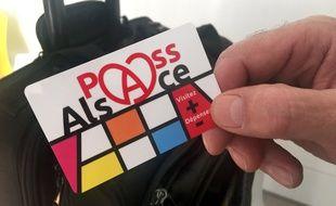 Le Pass'Alsace.