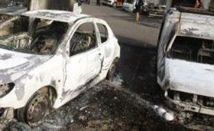 Des voitures brûlées à Saint-Dizier dans la nuit de jeudi à vendredi
