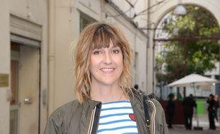Daphné Bürki a travaillé avec Vincent Glad en 2012 à Canal+.