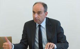 Jean-François Copé, député-maire de Meaux, candidat à la primaire à droite, le 5 juillet 2016