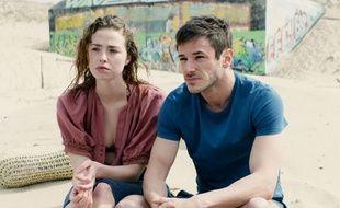 Freya Mavor et Gaspard Ulliel dans «Il était une seconde fois»