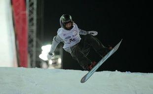 Le snowboard big air va faire son entrée aux Jeux.