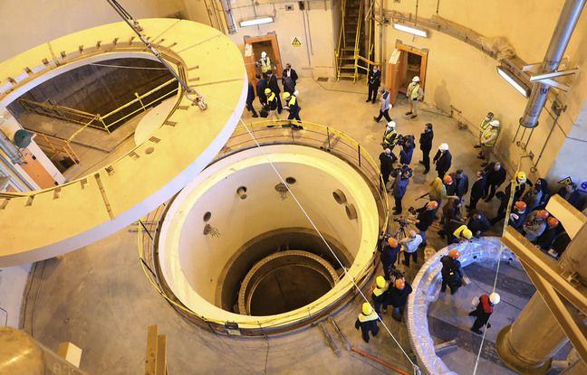648x415 site nucleaire arak iran
