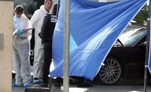 Les trois hommes interpellés samedi à Paris et près d'Ajaccio dans l'enquête sur l'assassinat de l'avocat Antoine Sollacaro étaient toujours en garde à vue lund