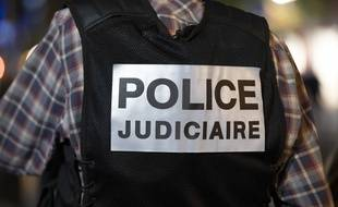 Un officiel de police judiciaire. (illustration)
