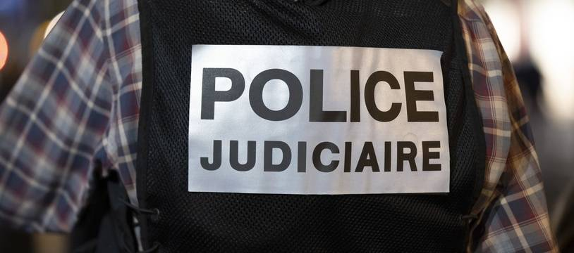 Un officiel de police judiciaire. (illustration)