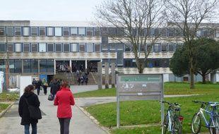 L'université Rennes-II compte près de 21.500 étudiants.