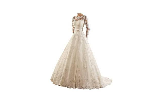 Robe de mariée JAEDEN
