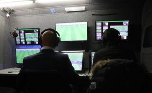 La VAR a été utilisée lors de Nice-Monaco en Coupe de la Ligue, le 9 janvier 2018.