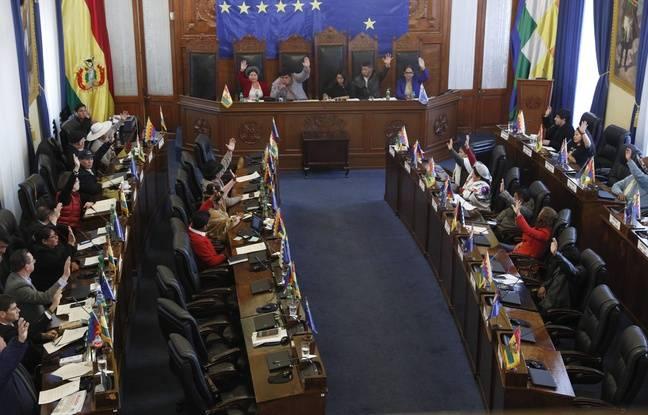 Bolivie : Le Sénat donne son feu vert à de nouvelles élections sans Evo Morales