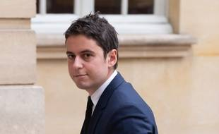 Gabriel Attal, en février dernier à Matignon.