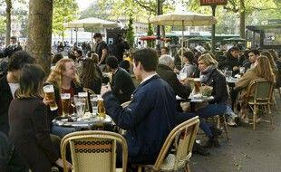 Les restaurants et bars ont déjà retrouvé 90% de leur chiffre d'affaires  par rapport à 2019