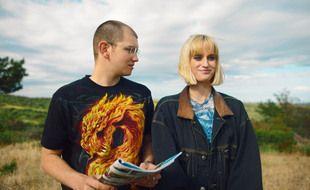 Anthony Bajon et Christine Gautier dans «Teddy» de Ludovic et Zoran Boukherma