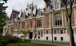 La cité de l'Economie est logée dans l'hôtel Gaillard, dans le 17e arrondissement de Paris.