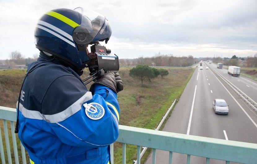 Lot-et-Garonne : Il tire sur les gendarmes avec un fusil sur l'A62 puis se donne la mort