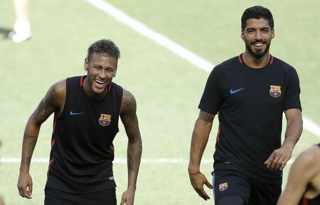 FC Barcelone: «Neymar sera toujours le bienvenu», déclare Luis Suarez