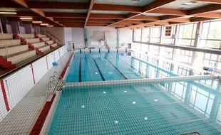 Marseille le 18 avril 2011 - La piscine Vallier dans le 4e arrondissement de Marseille.